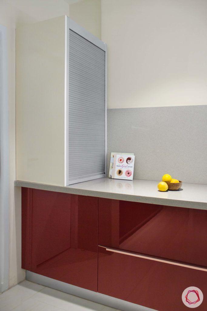 Ultra Modern Kitchen with Ample Storage