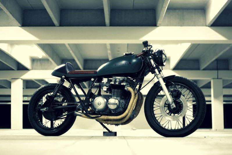 Honda CB650 Ugly Motorbikes
