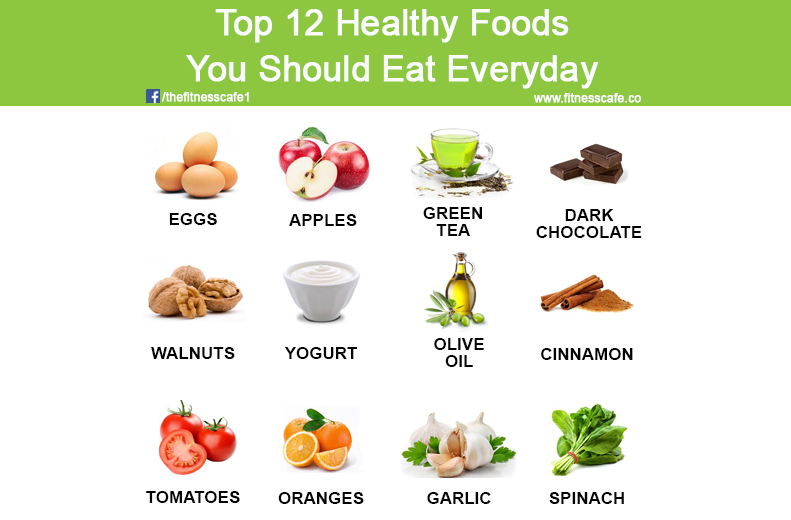 Looking to incorporate healthy foods into your diet every