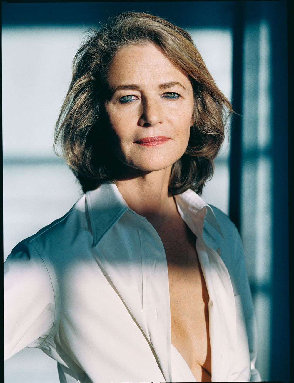 Charlotte Rampling 1946 Sturmer The Night Porter