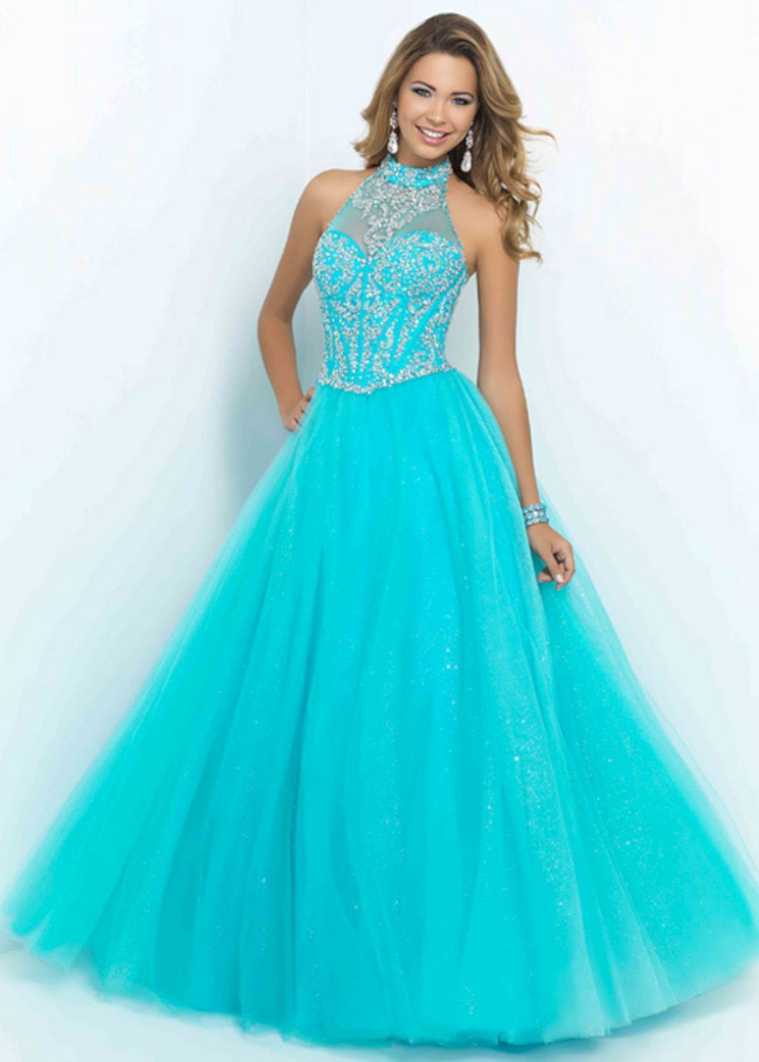 Incredible wedding gown ideas blue prom dresses most beautiful