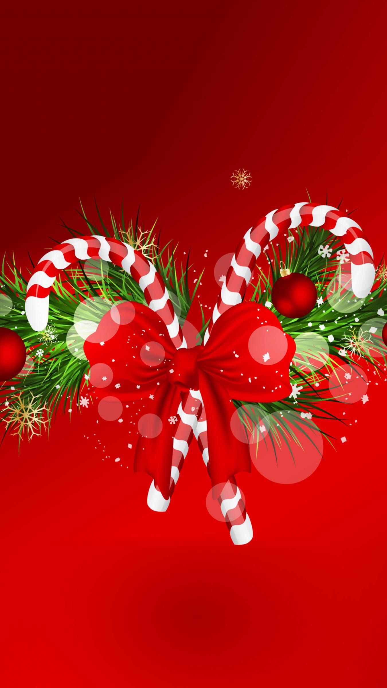 Pin by Karie Simon on Обои iPhone wallpapers Christmas