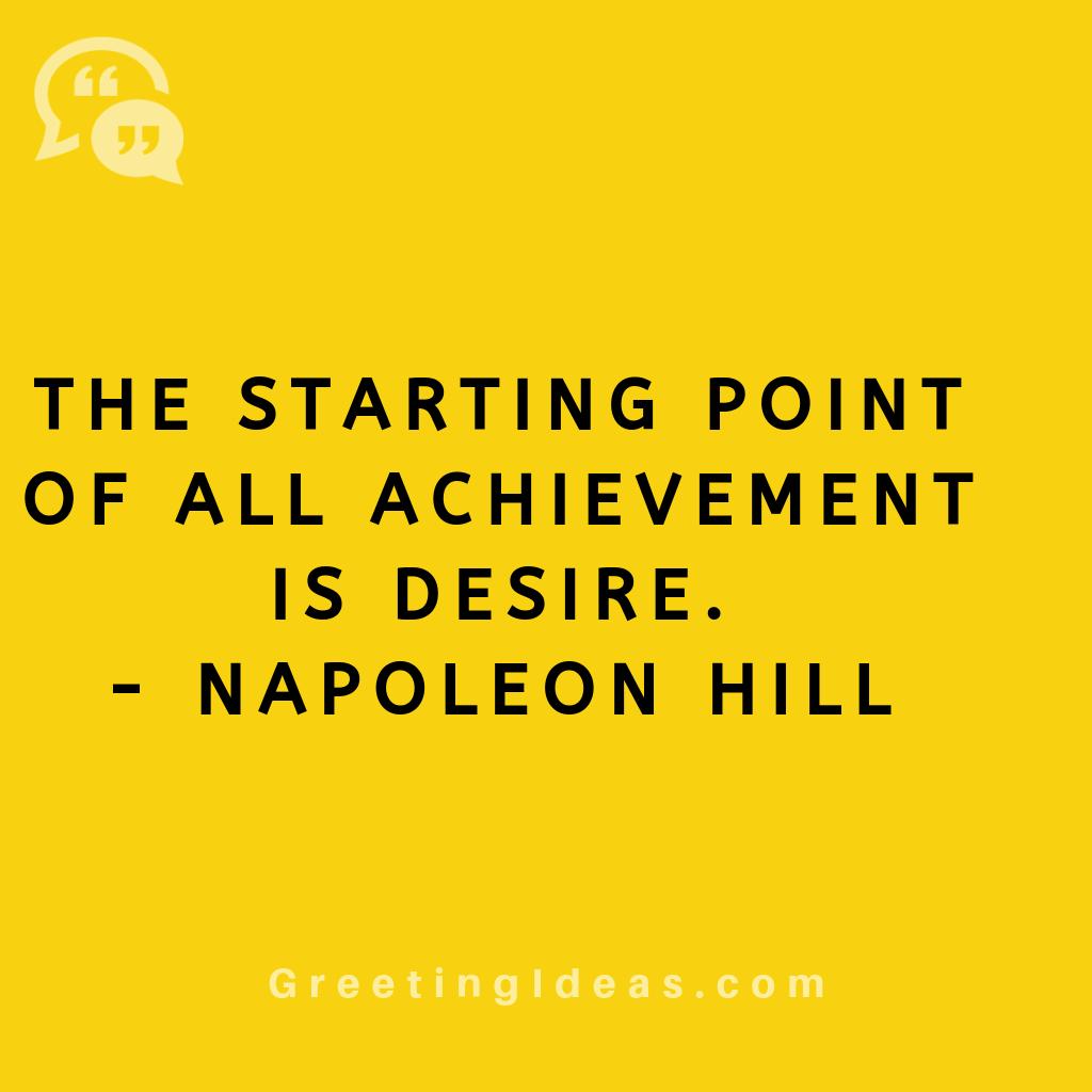 Famous Quotes On Achievement For Students Achievement Quotes Inspirational Quotes Congratulations Quotes Achievement
