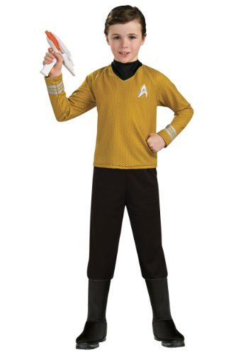 Star Trek into Darkness Deluxe Captain Kirk Costume Medium *** Want additional info  sc 1 st  Pinterest & Star Trek into Darkness Deluxe Captain Kirk Costume Medium *** Want ...