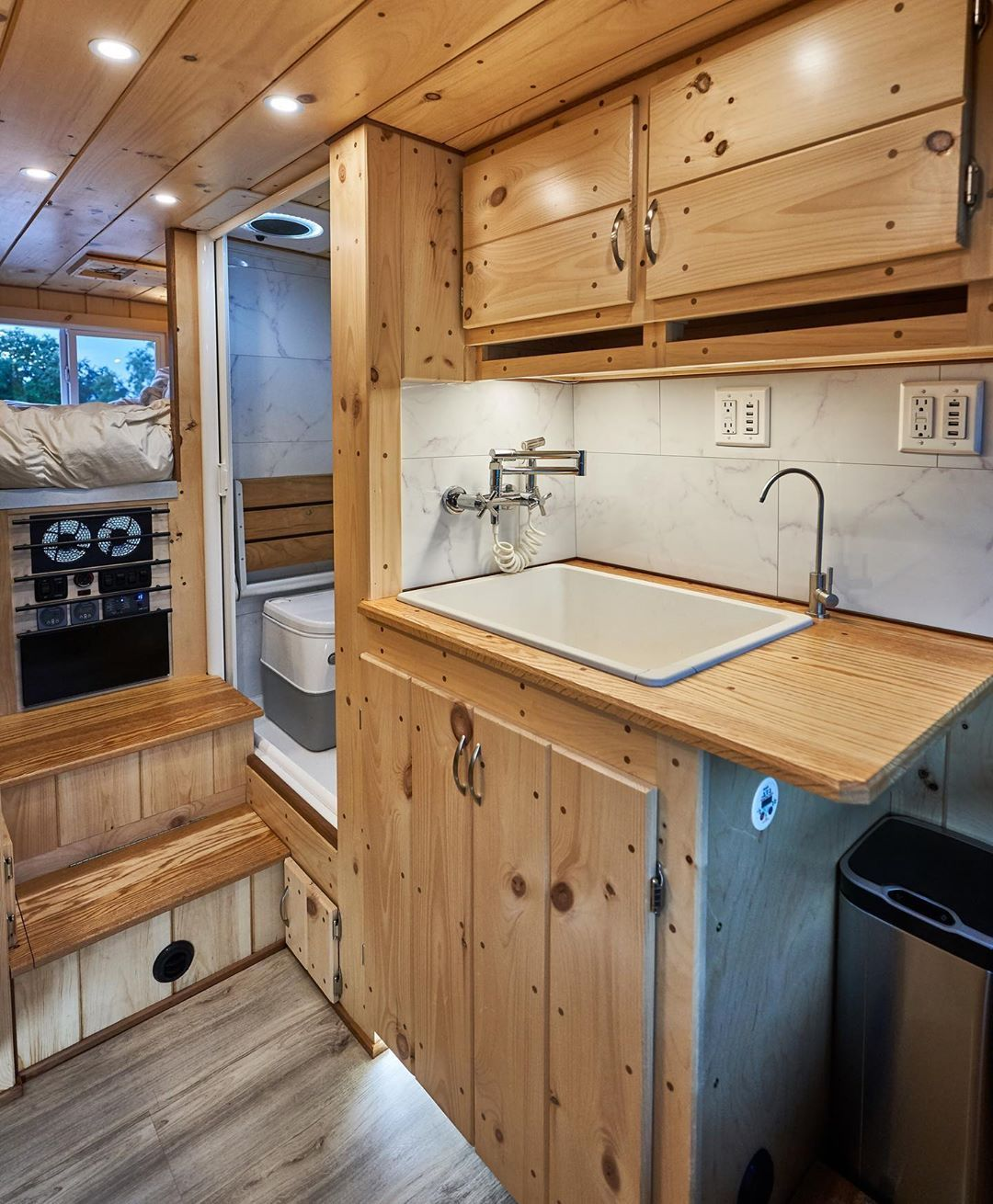 Dodge ProMaster Camper Conversion Ideas