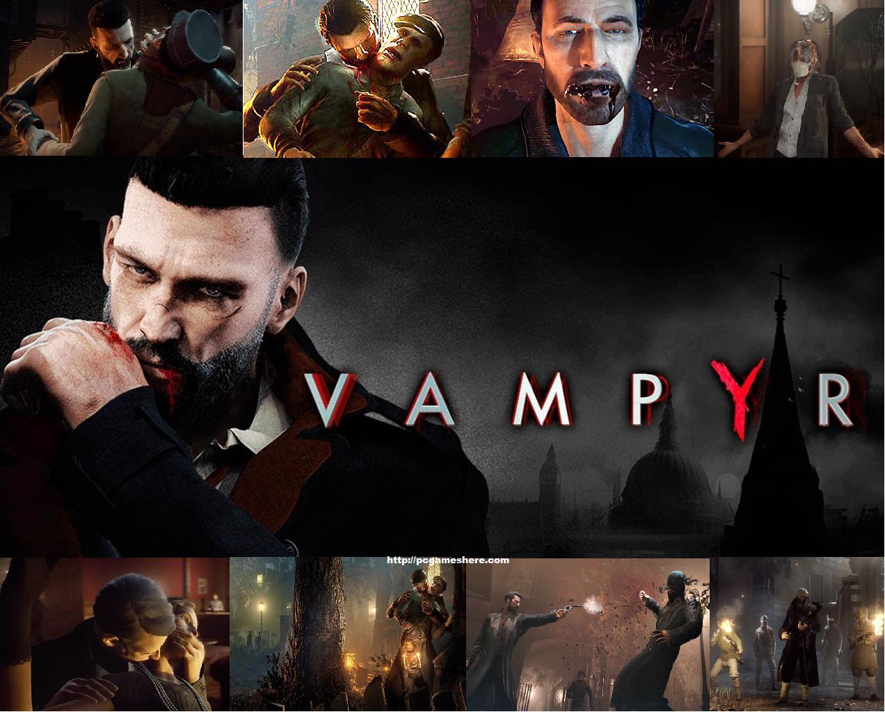 Vampyr Pc Download Free Full Version Game Highly