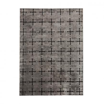 Silver Silk Black Sugar Tibetan Carpet Silver Silk Carpet Rugs On Carpet