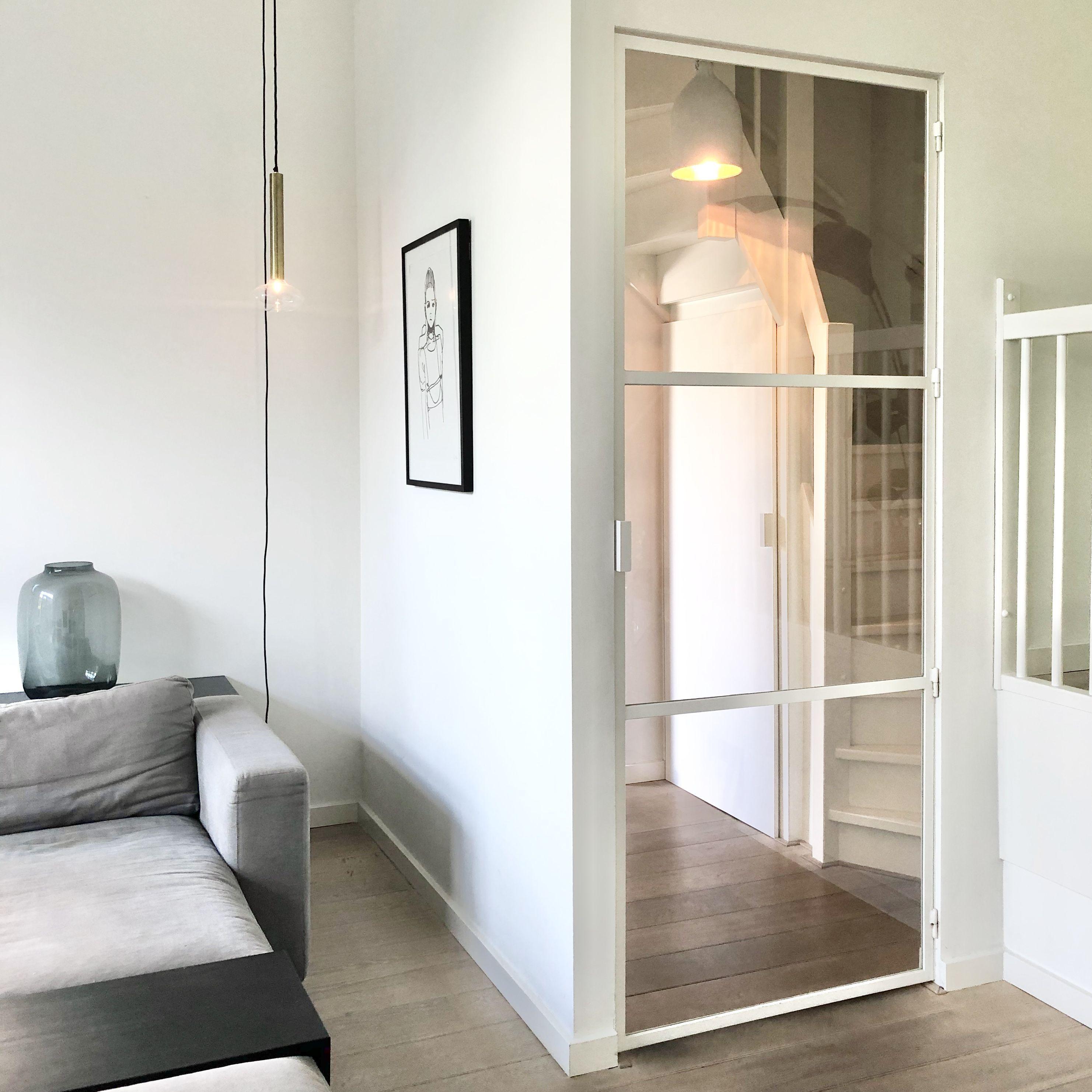 Stalen deur wit   Interieur design by nicole & fleur – Door …