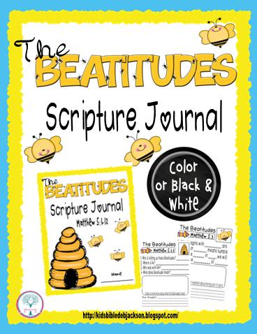 the beatitudes bible study pdf
