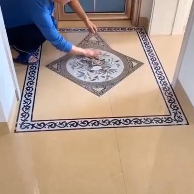 Photo of Floor Tiles Decor Stickers ( 5M )
