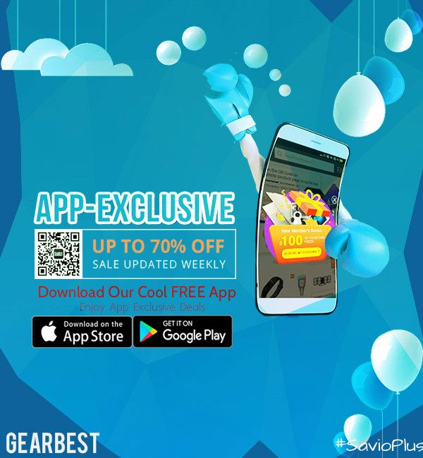 Install GreatBest app and grab the benefit of weekly sales