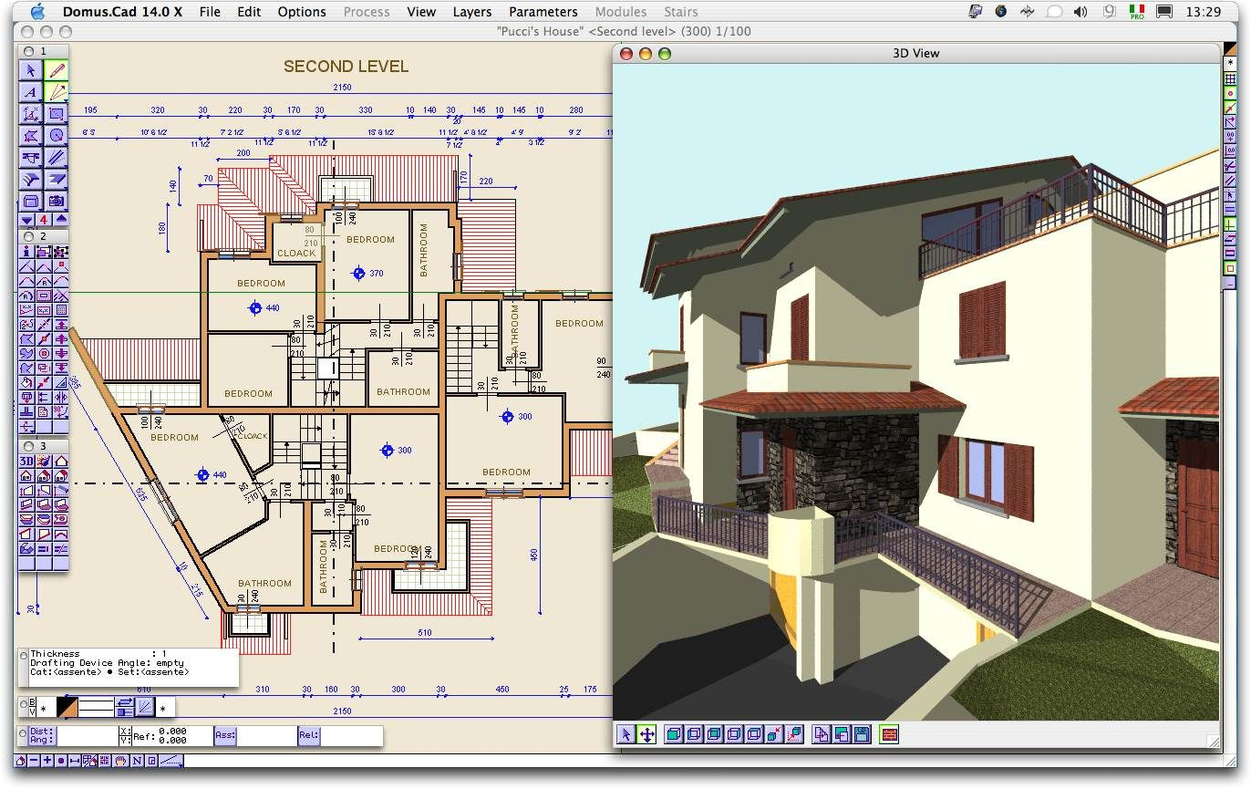 Best of free cad house design software check more at http Free plan drawing program