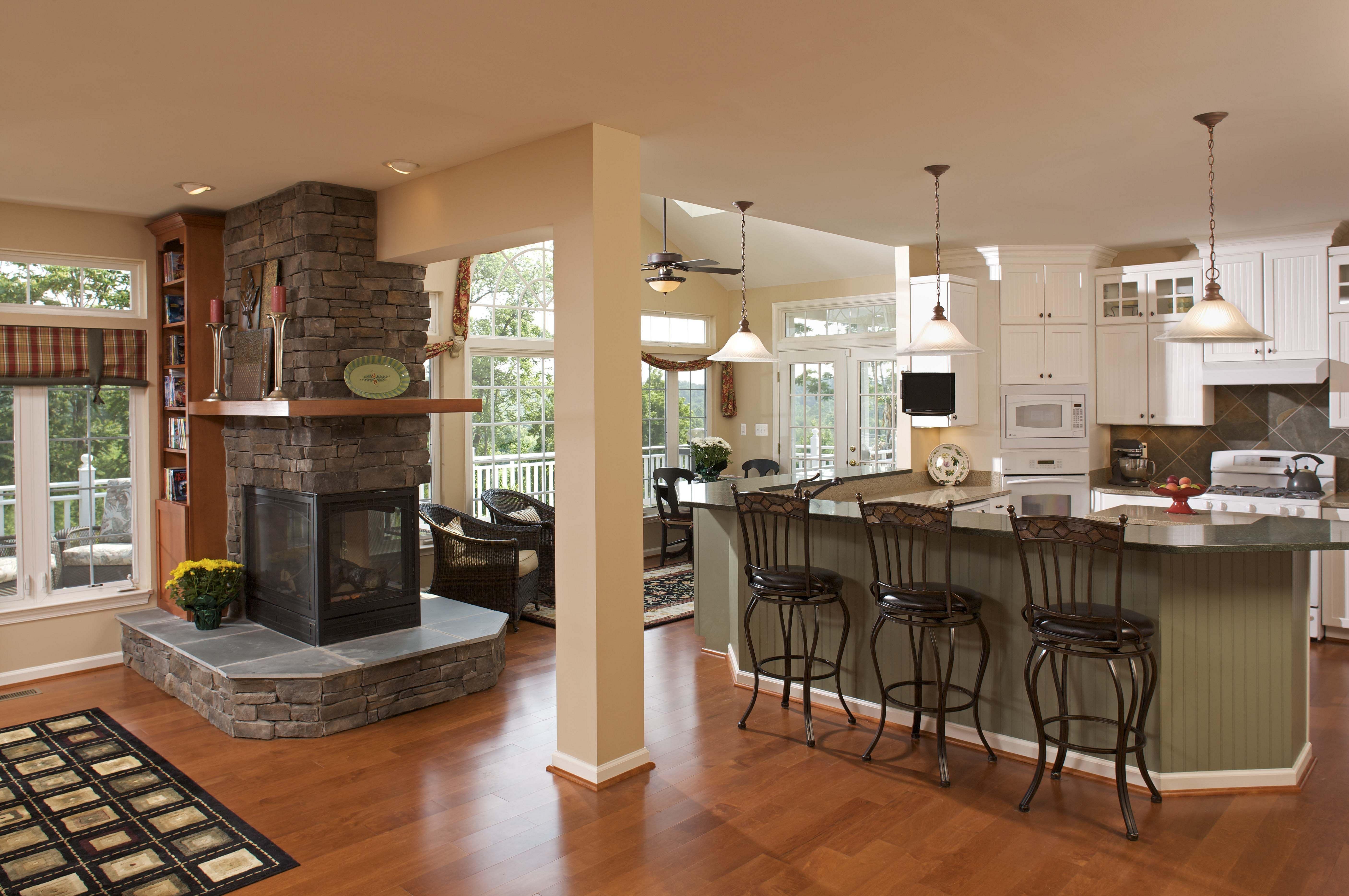 Trending 25 Best House Renovation Ideas On A Budget Mobile Home Renovations Home Remodeling New Home Construction