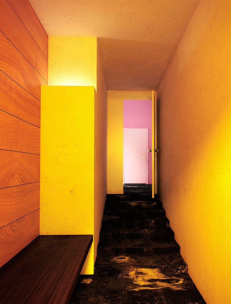 Luis Barragán, un máster de la luz, el color y el espacio... del ...