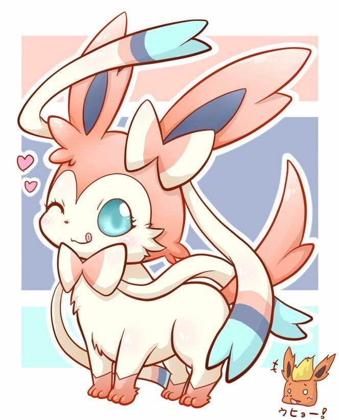 Pokemon Cute Pokemon Pictures Cute Pokemon Wallpaper Pokemon Eeveelutions