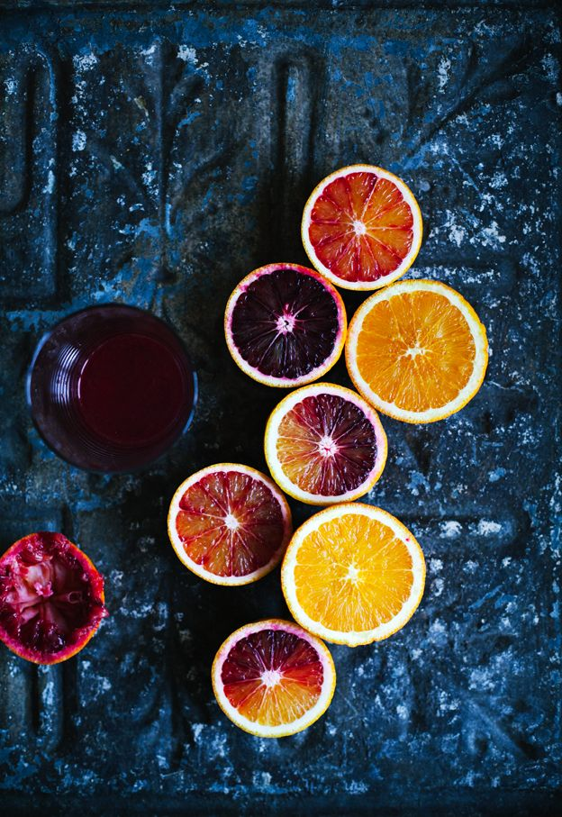 Per Una Colazione Ricca Di Vitamine Una Spremuta Con Tutte Le