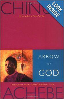 Arrow of God: Chinua Achebe: 9780385014809: Amazon.com: Books