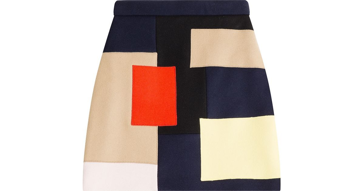 Buy MSGM Women's Wool Mini Skirt - Multicolor, starting at $314. Similar products also available. SALE now on!