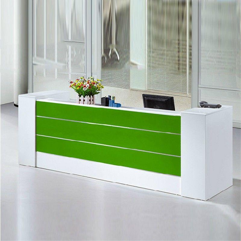 Modern Good Quality Cheap Standing Reception Desk Office Counter