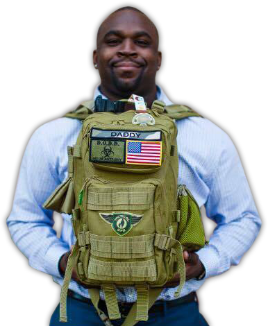 Diaper Bags For Dads Are Here Tactical Dad Introduces Their New On Duty D O Pack This Backpack Bag Will Be The Last One You Ever