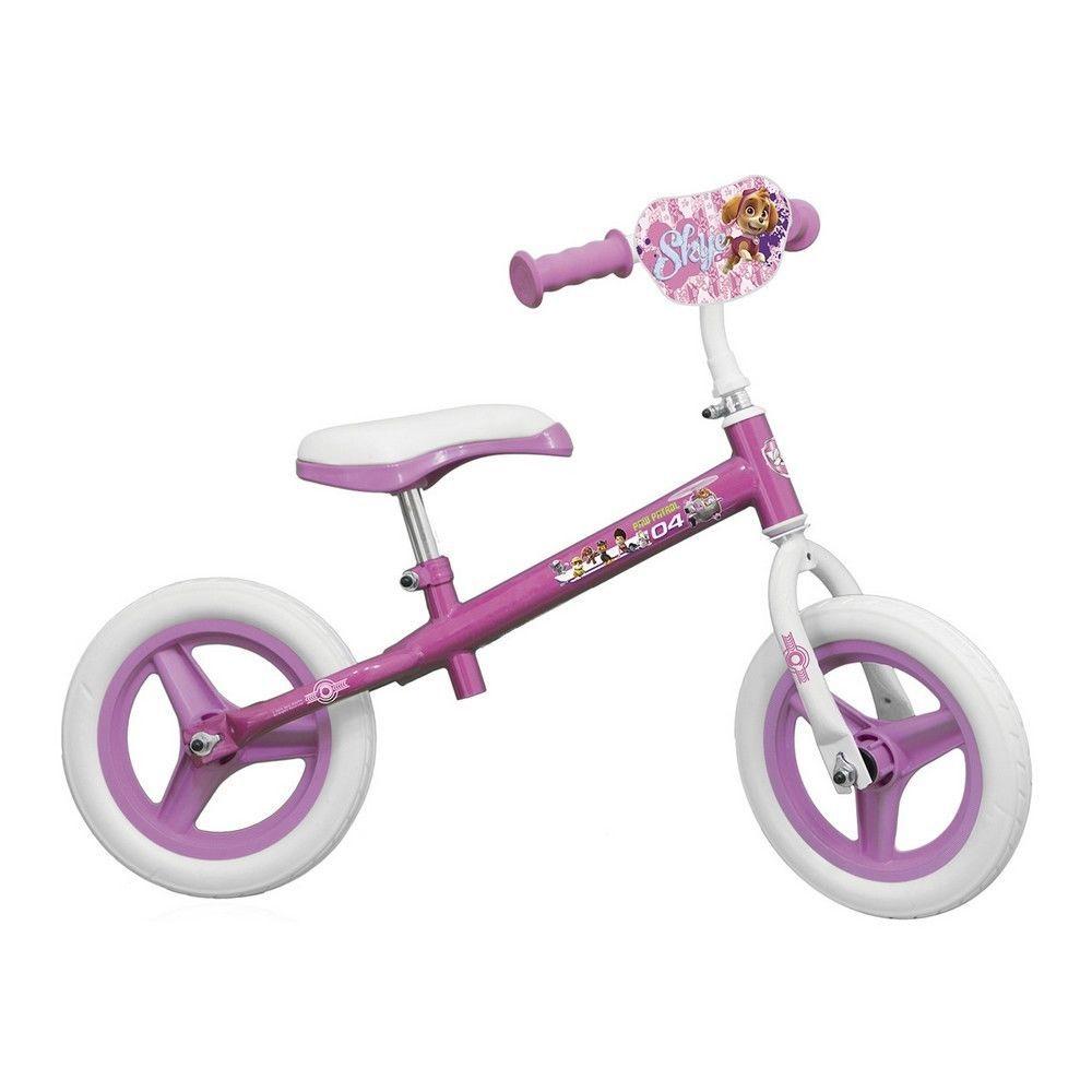 Balance bike paw patrol 10 disney kid bicycle 10 inch