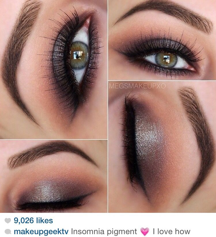 Makeup Makeup And Hairstyle Pinterest Make Up