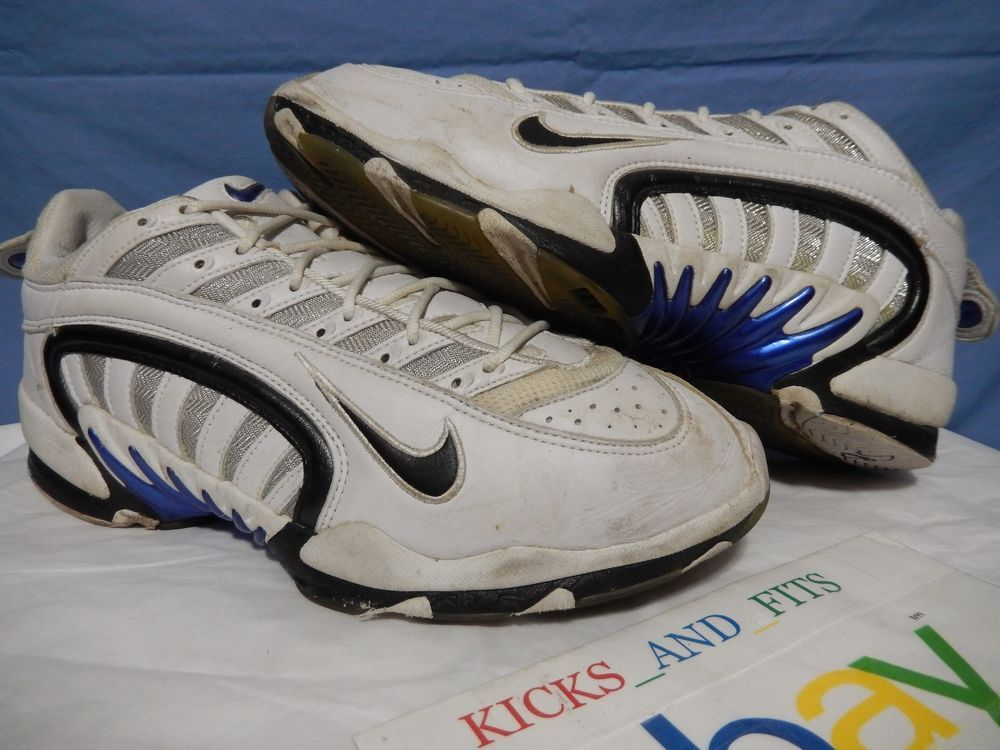 competitive price 26a82 c665f Vtg 1997 Nike Zoom Air