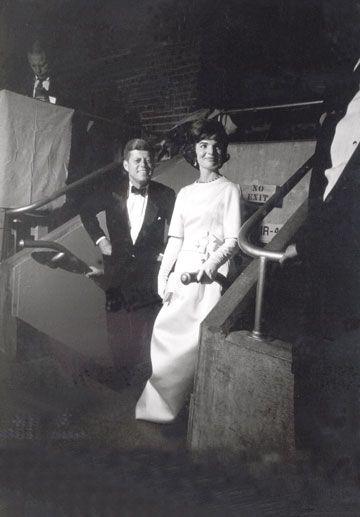 1961.  Pre-Inaugural gala