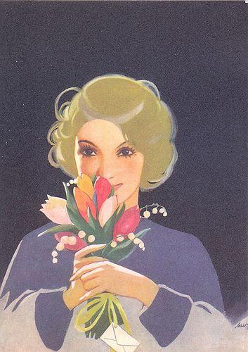 postcard - fi 927894 - martta wendelin -