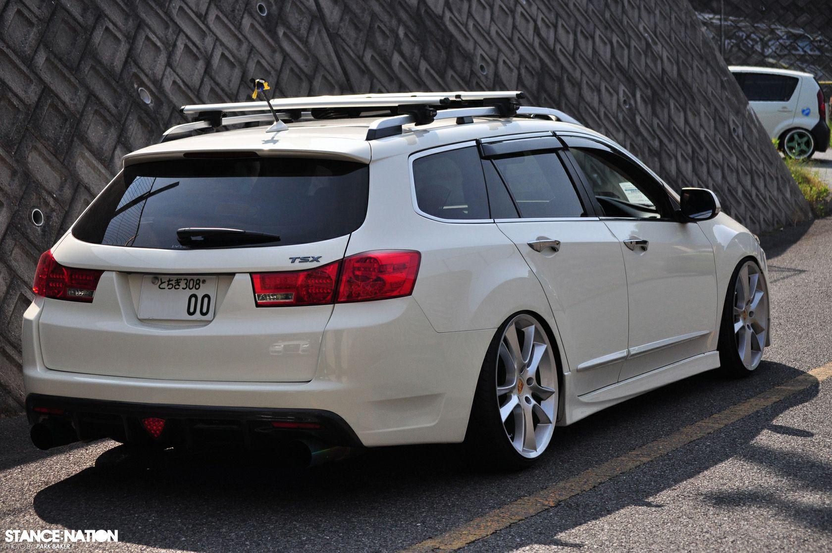 Acura tsx wagon hellaflush japan 2012 i love wagons and this one