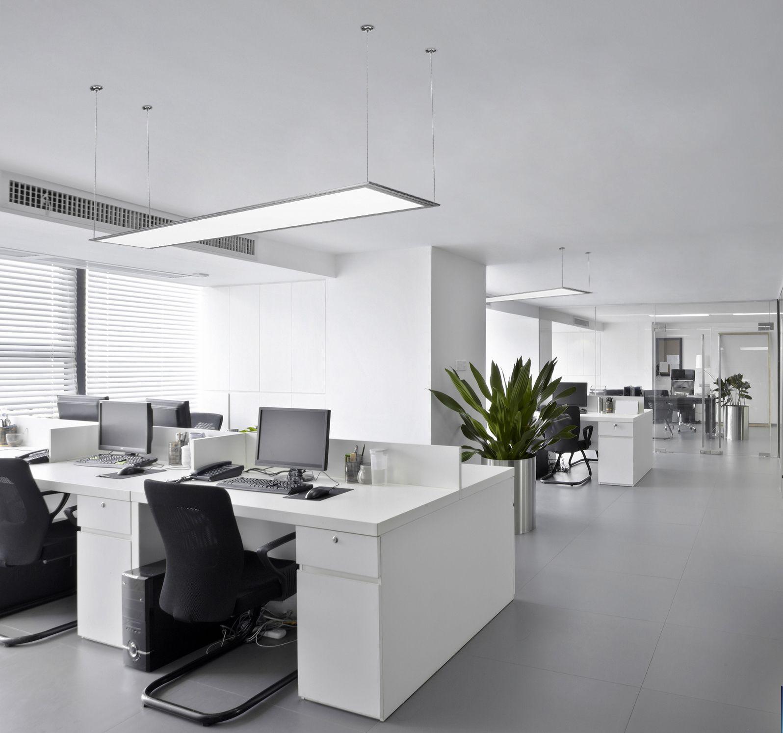 Angenehmes Licht + modernes Design = Unsere LED Panels   LEDVero ...