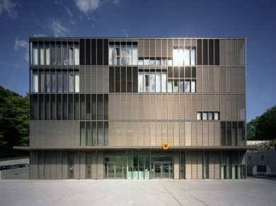 mgf architects- German embassy