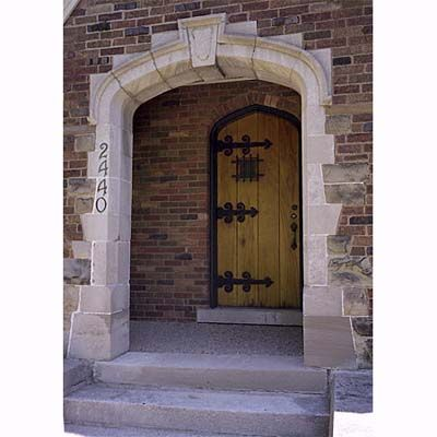 Awesome Arched Front Entry Doors