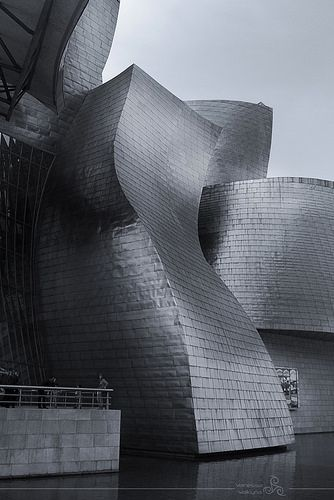 Guggenheim Bilbao Museoa VI
