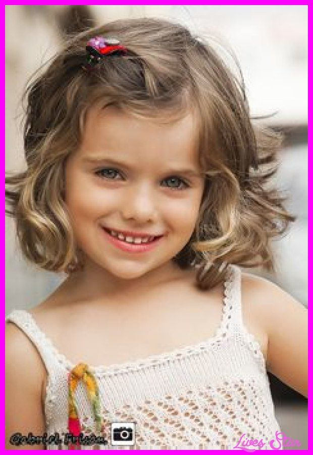 Nice Little Girl Bob Haircuts Wavy Hair Pinterest Girl Bob