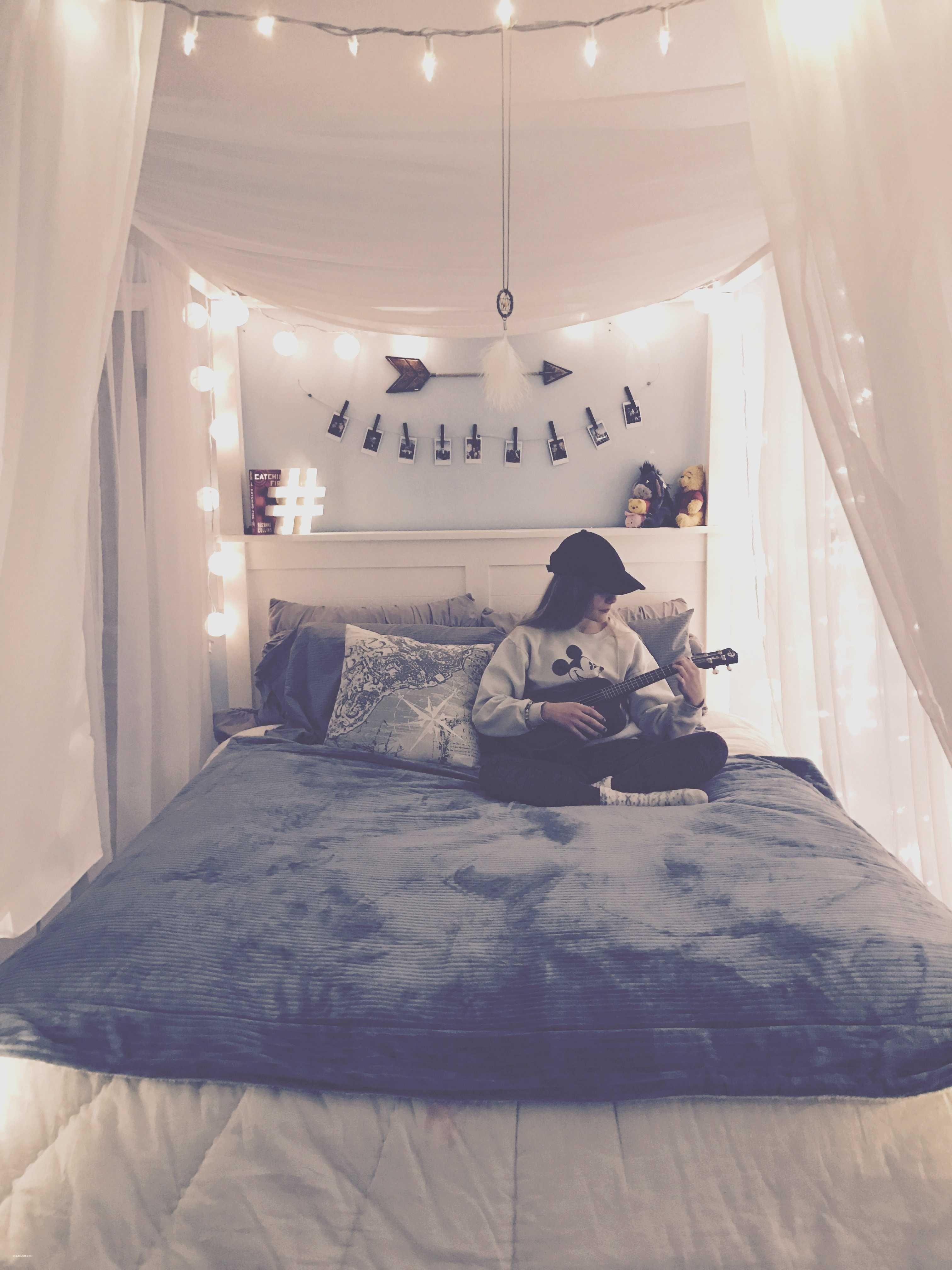 Pin On 45 Bedroom Ideas Tumblr Teenagers Fairy Lights