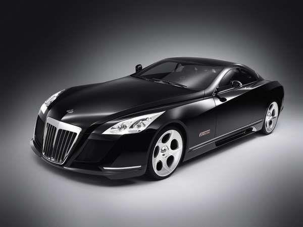 Supreme Luxury Automobile Maybach Exelero Maybach And Supreme