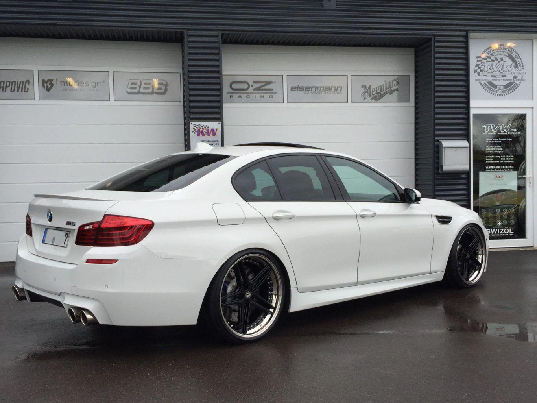 Dreiteilige 21 Zoll BMW M5 F10 Felgen In Einem Exclusivem Design Von  Schmidt Felgen. #