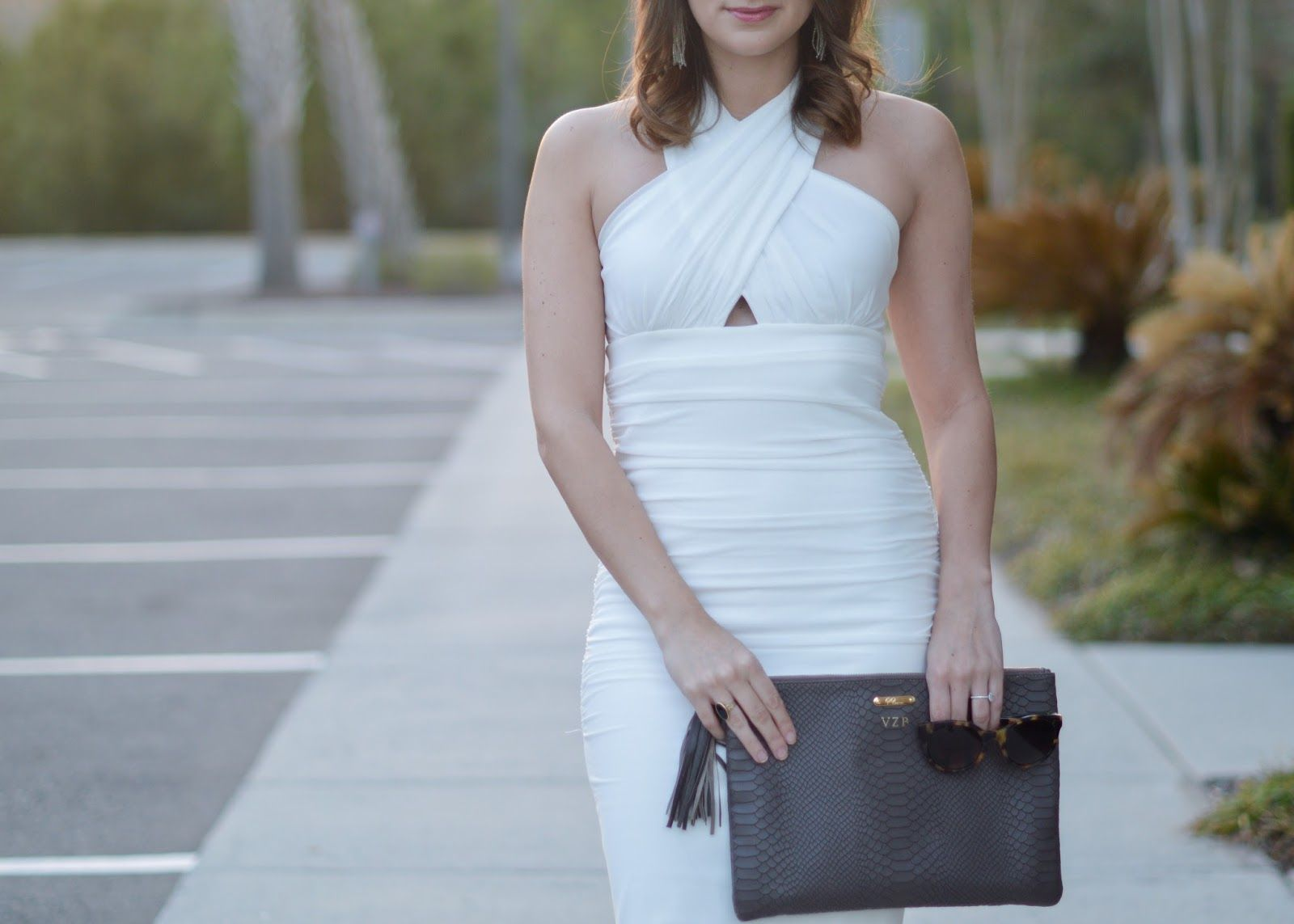 White Engagement Party Dress | Engagement party dresses