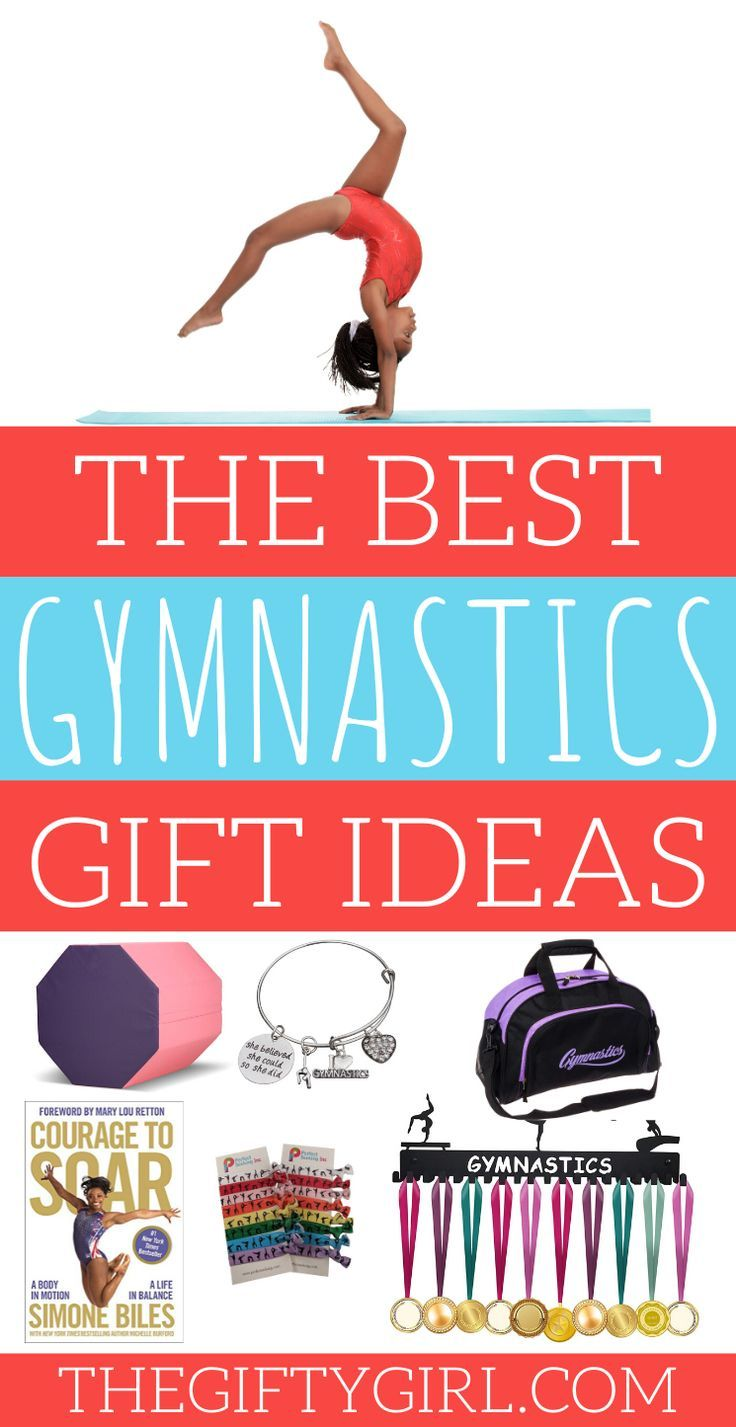 30 gymnastics gifts that kids will flip over the gifty