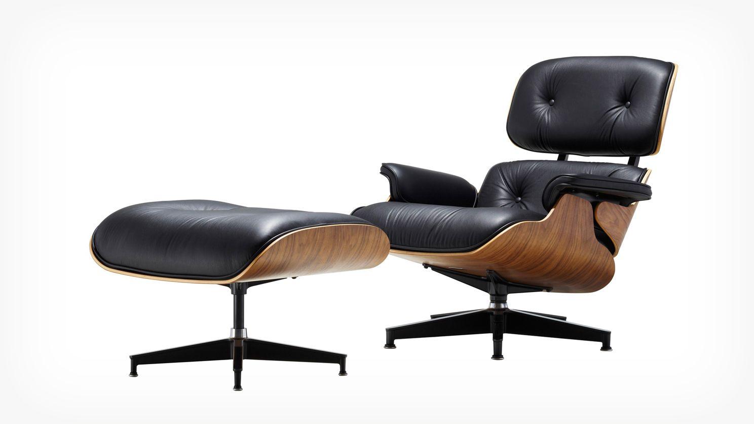 Eames Lounge Chair And Ottoman Eq3 Modern Furniture Eames