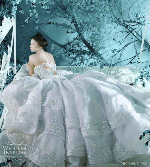 Michael Cinco Wedding Dresses Fall Winter 2017 Bridal Collection