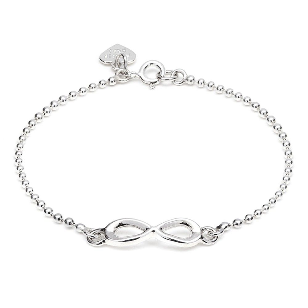 A beautiful way to wear a symbolic meaning on your wrist this 925 a beautiful way to wear a symbolic meaning on your wrist this 925 sterling silver infinity symbolball chainchain braceletssymbolscenterpieces biocorpaavc