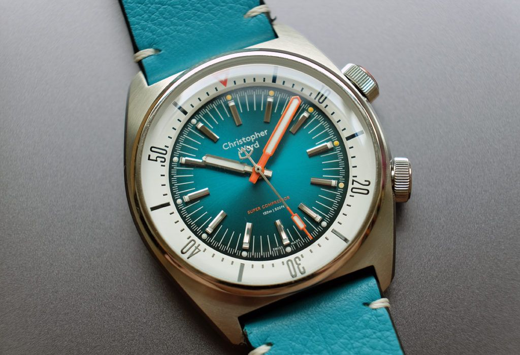 Christopher Ward C65 Super Compressor Watch Review