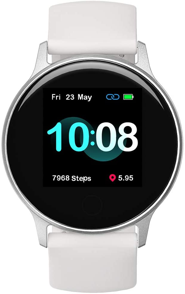 Amazon Com Smart Watch Umidigi Uwatch 2s Fitness Tracker Heart Rate Monitor Activity Tracker With 1 3 Tou Fitness Watch Tracker Smart Watch Fitness Tracker
