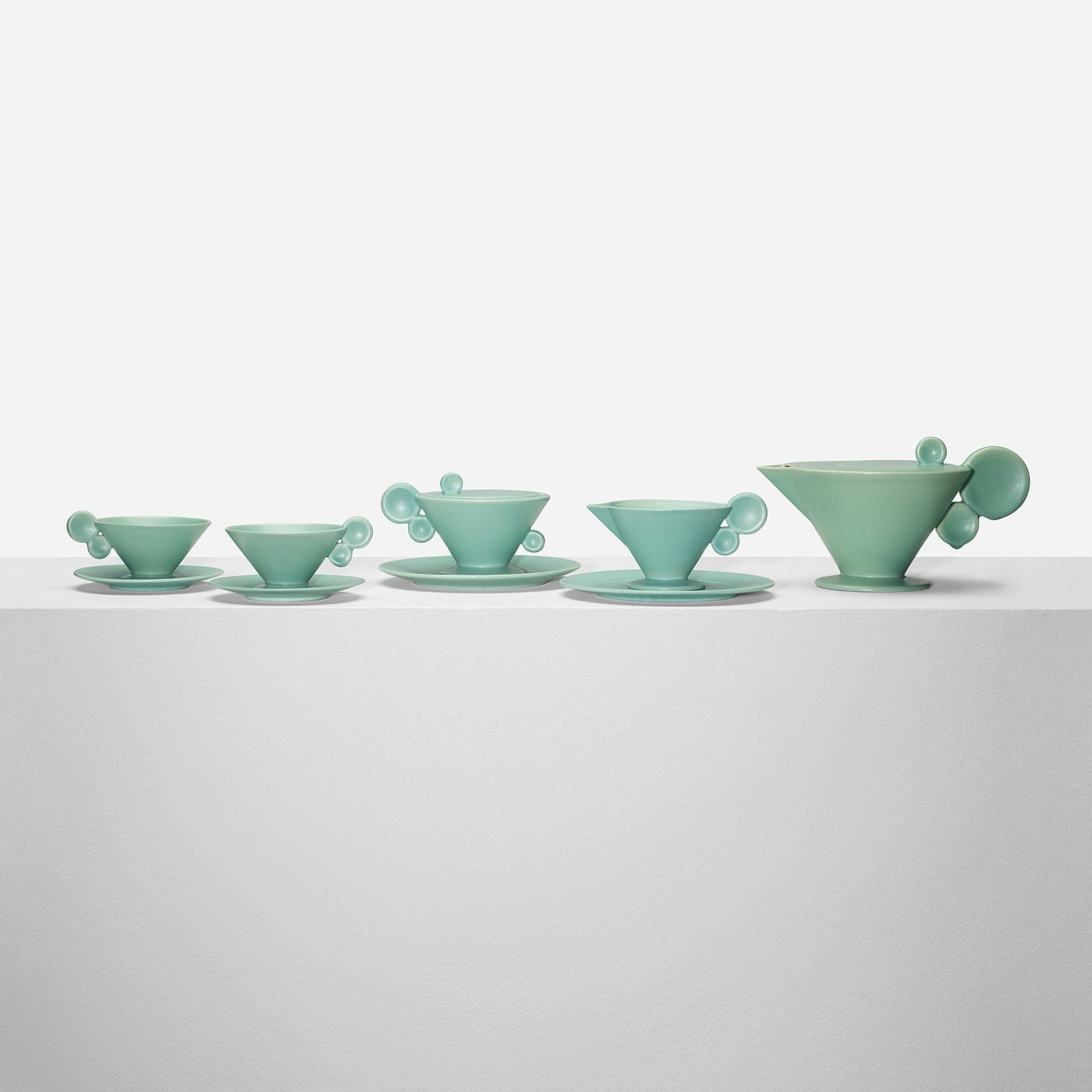 140: Margarete Heymann-Marks / tea service < Important Design, 6 June 2013 < Auctions | Wright