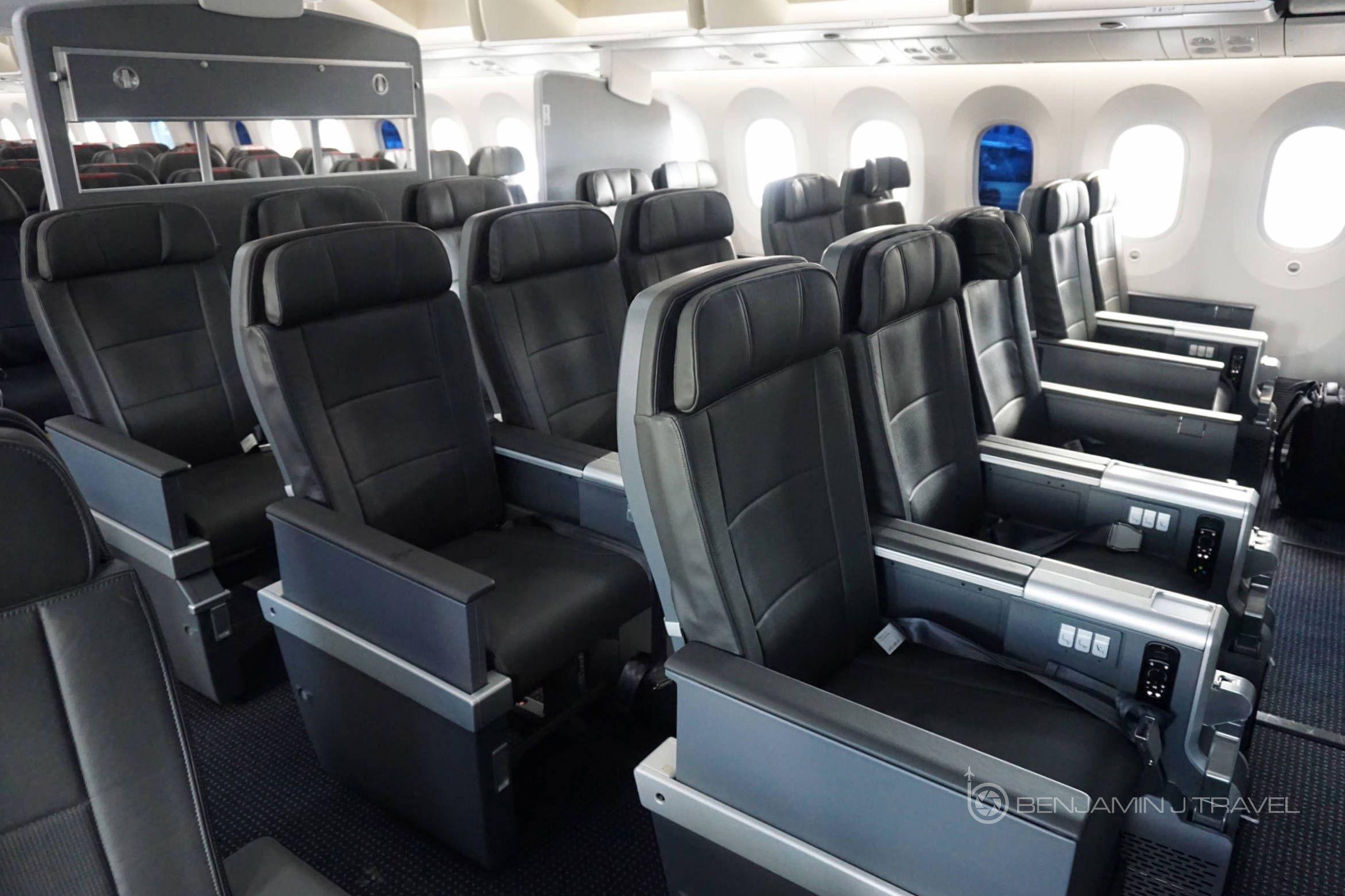 Trip Report American Airlines' Brand New 7879 Premium