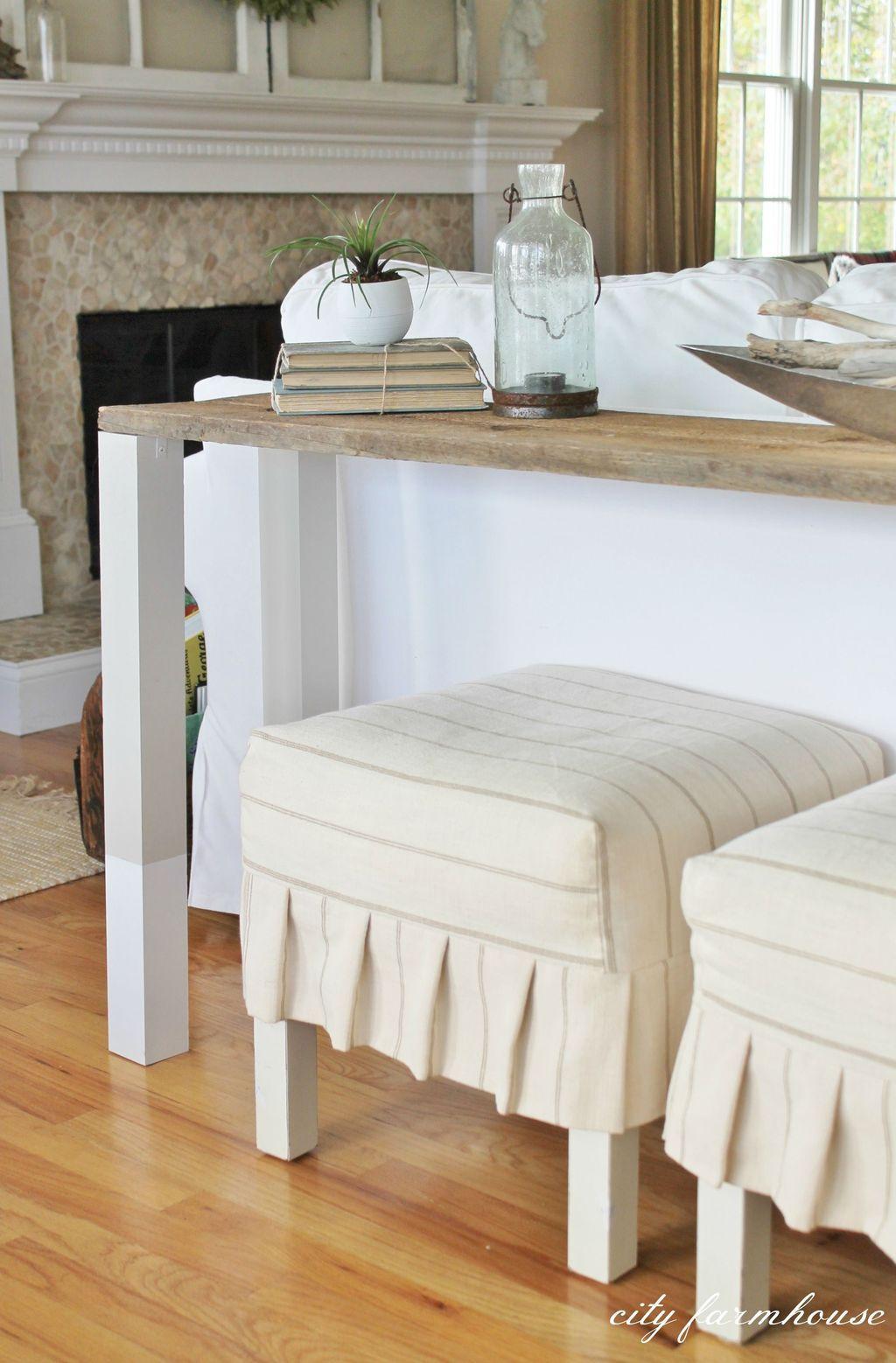 20 creative diy and cheap sofa table design ideas http