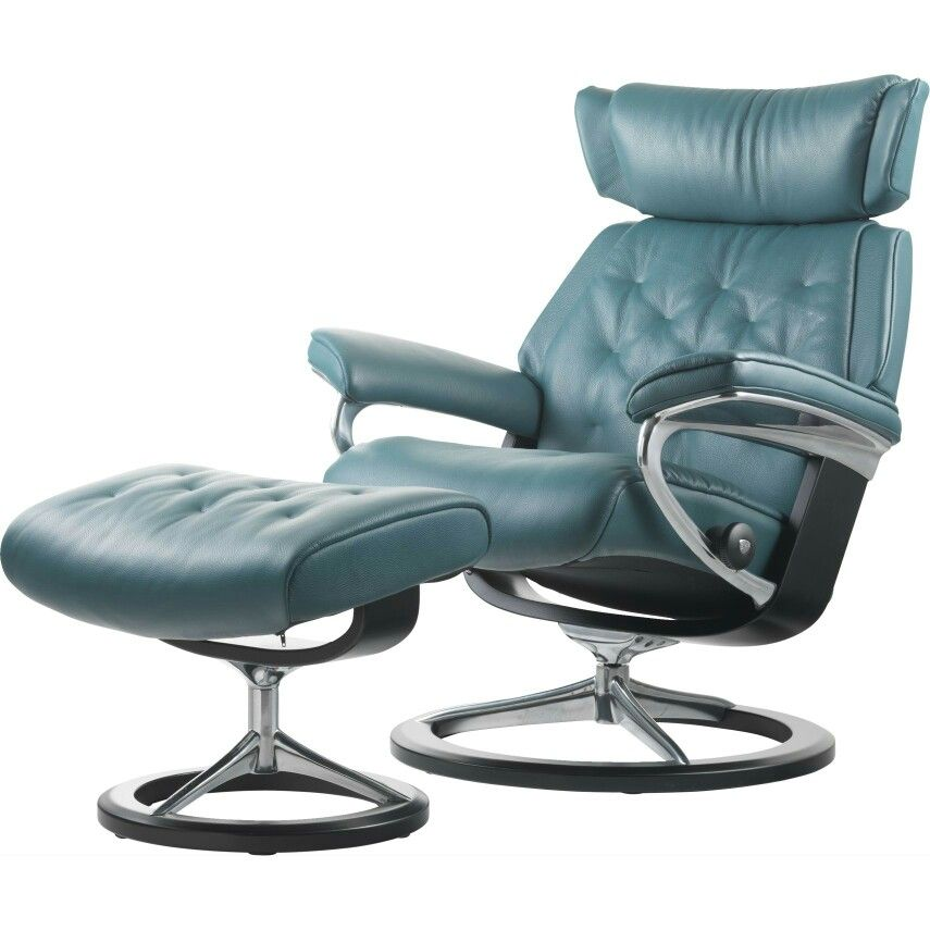 Ilva stressless skyline with images chair ekornes
