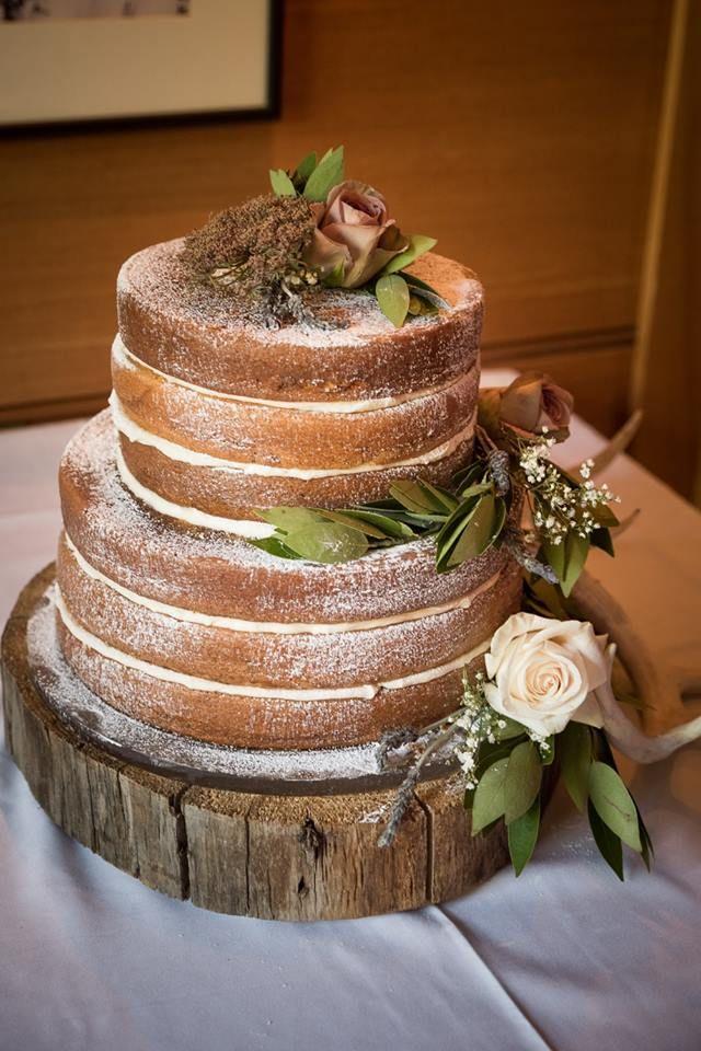 Wedding Cake from Alta Lodge mountain weddings